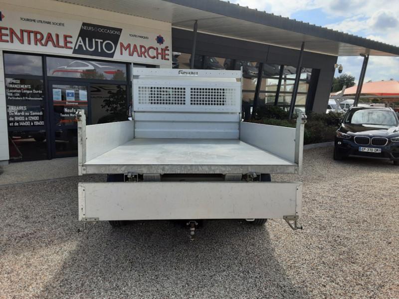 Photo 26 de l'offre de CITROEN JUMPER BENNE 35 L2 BLUEHDi 130 BVM6 CONFORT à 22990€ chez Centrale Auto Marché Mussidan