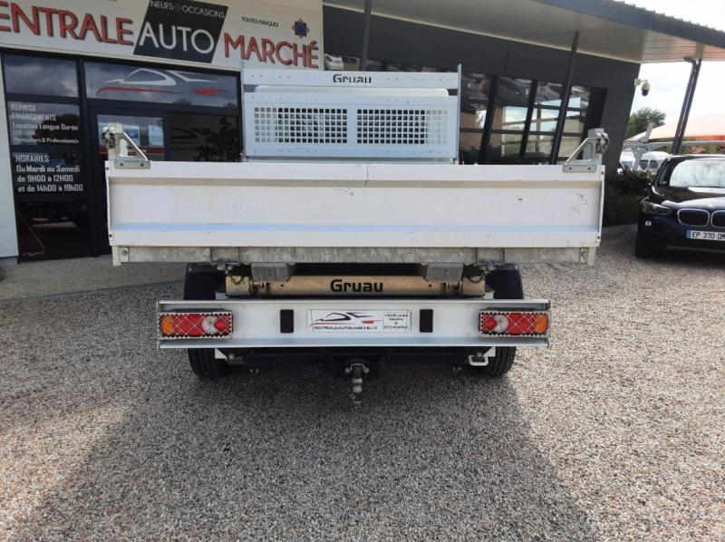 Photo 18 de l'offre de CITROEN JUMPER BENNE 35 L2 BLUEHDi 130 BVM6 CONFORT à 22990€ chez Centrale Auto Marché Mussidan