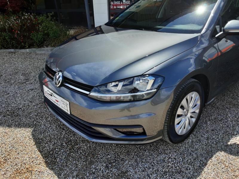 Photo 4 de l'offre de VOLKSWAGEN GOLF VII 1.6 TDI 115 BlueMotion Trendline à 13490€ chez Centrale Auto Marché Mussidan