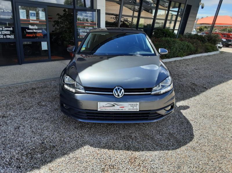 Photo 3 de l'offre de VOLKSWAGEN GOLF VII 1.6 TDI 115 BlueMotion Trendline à 13490€ chez Centrale Auto Marché Mussidan