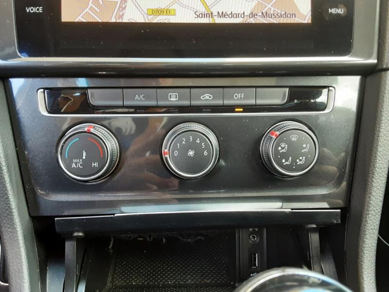 Photo 48 de l'offre de VOLKSWAGEN GOLF VII 1.6 TDI 115 BlueMotion Trendline à 13490€ chez Centrale Auto Marché Mussidan
