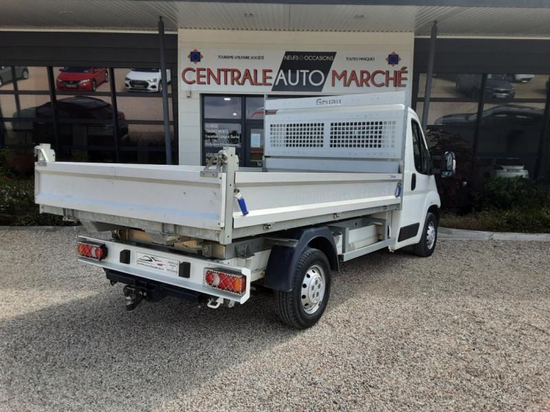 Photo 13 de l'offre de CITROEN JUMPER BENNE 35 L2 BLUEHDi 130 BVM6 CONFORT à 22990€ chez Centrale Auto Marché Mussidan
