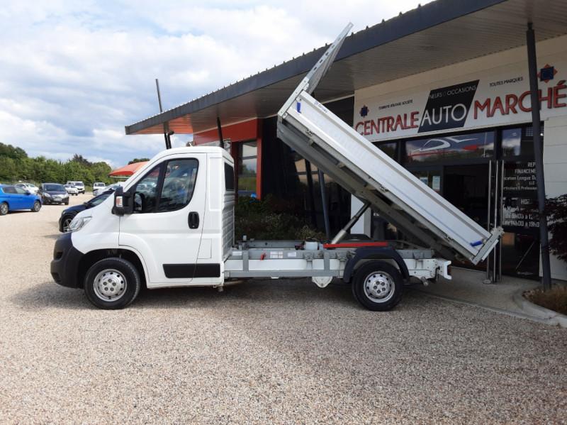 Photo 9 de l'offre de CITROEN JUMPER BENNE 35 L2 BLUEHDi 130 BVM6 CONFORT à 22990€ chez Centrale Auto Marché Mussidan