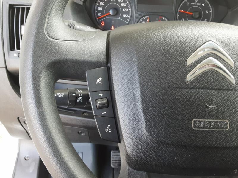 Photo 34 de l'offre de CITROEN JUMPER BENNE 35 L2 BLUEHDi 130 BVM6 CONFORT à 22990€ chez Centrale Auto Marché Mussidan