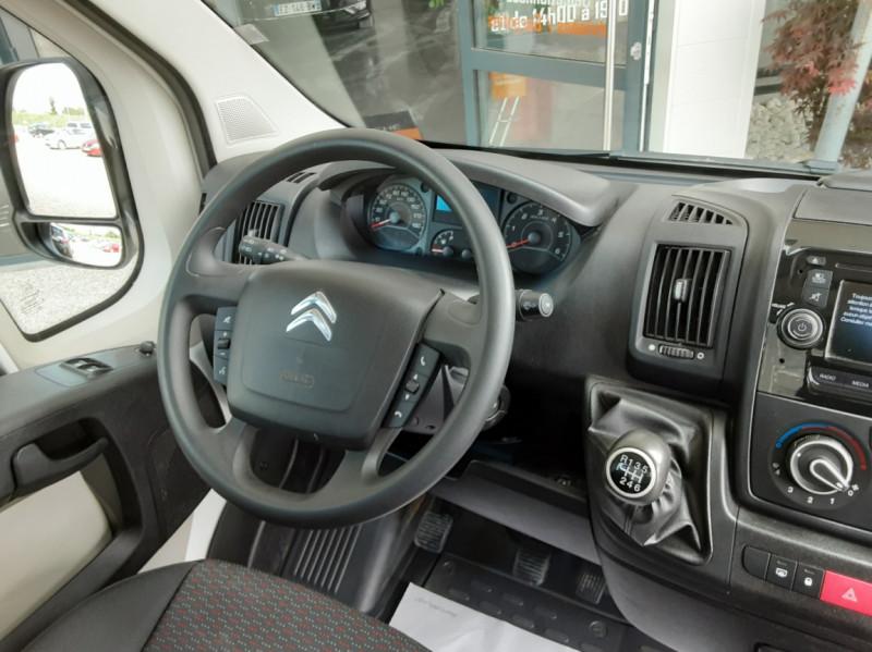 Photo 36 de l'offre de CITROEN JUMPER BENNE 35 L2 BLUEHDi 130 BVM6 CONFORT à 22990€ chez Centrale Auto Marché Mussidan