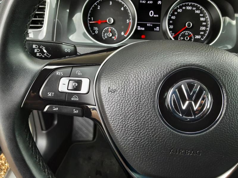 Photo 42 de l'offre de VOLKSWAGEN GOLF 1.6 TDI 115 FAP BVM5 Confortline Business à 16900€ chez Centrale Auto Marché Mussidan