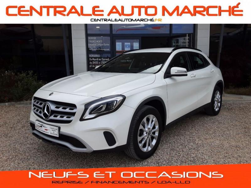 Mercedes-Benz CLASSE GLA 200 d Business Edition  Diesel  Occasion à vendre