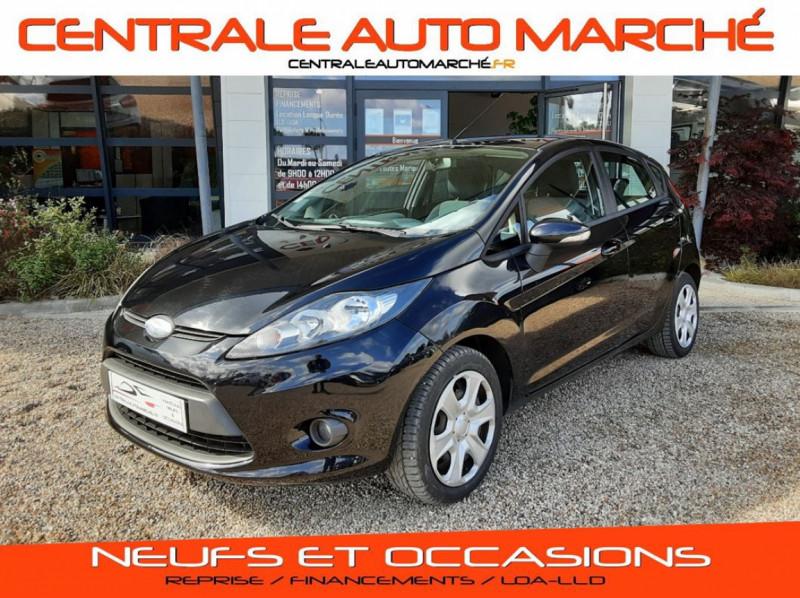Ford FIESTA Fiesta 1.4 TDCi 68 Trend GAZOLE  Occasion à vendre