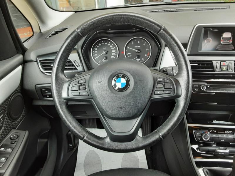 Photo 43 de l'offre de BMW SERIE 2 Active Tourer 216d 116 ch Lounge à 13990€ chez Centrale Auto Marché Mussidan
