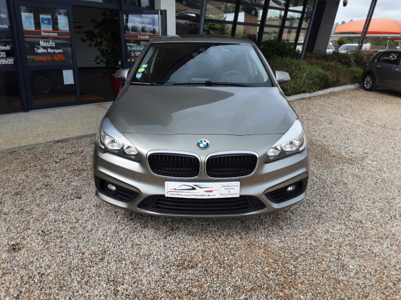 Photo 2 de l'offre de BMW SERIE 2 Active Tourer 216d 116 ch Lounge à 13990€ chez Centrale Auto Marché Mussidan