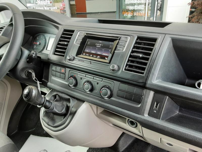 Photo 30 de l'offre de VOLKSWAGEN TRANSPORTER FGN TOLE L1H1 2.0 TDI 114CH  à 22990€ chez Centrale Auto Marché Mussidan