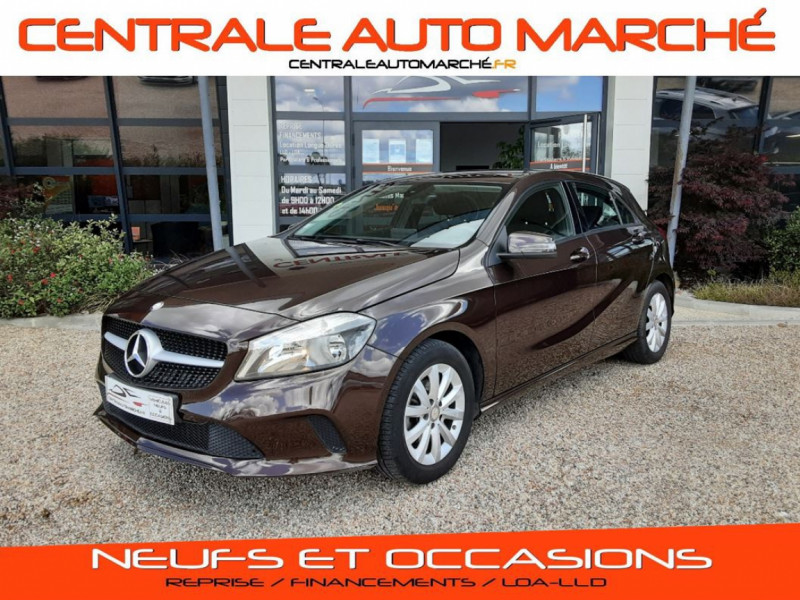 Mercedes-Benz CLASSE A 180 d 7G-DCT Business  Diesel  Occasion à vendre