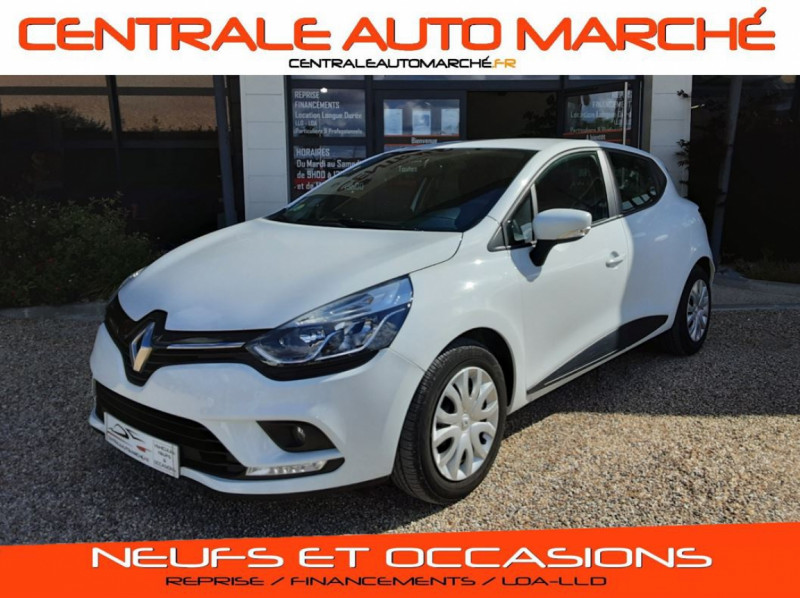 Renault CLIO IV SOCIETE DCI 90 ENERGY ECO2 AIR MEDIANAV Diesel  Occasion à vendre