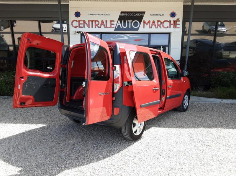 Photo 16 de l'offre de RENAULT KANGOO EXPRESS L1 1.5 DCI 75 ENERGY EXTRA R-LINK à 8990€ chez Centrale Auto Marché Mussidan