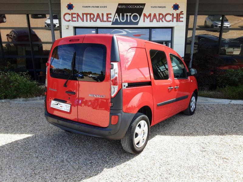 Photo 8 de l'offre de RENAULT KANGOO EXPRESS L1 1.5 DCI 75 ENERGY EXTRA R-LINK à 8990€ chez Centrale Auto Marché Mussidan