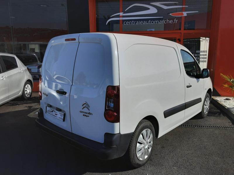 Photo 2 de l'offre de CITROEN BERLINGO M BLUEHDI 100 SetS BUSINESS à 10500€ chez Centrale Auto Marché Mussidan