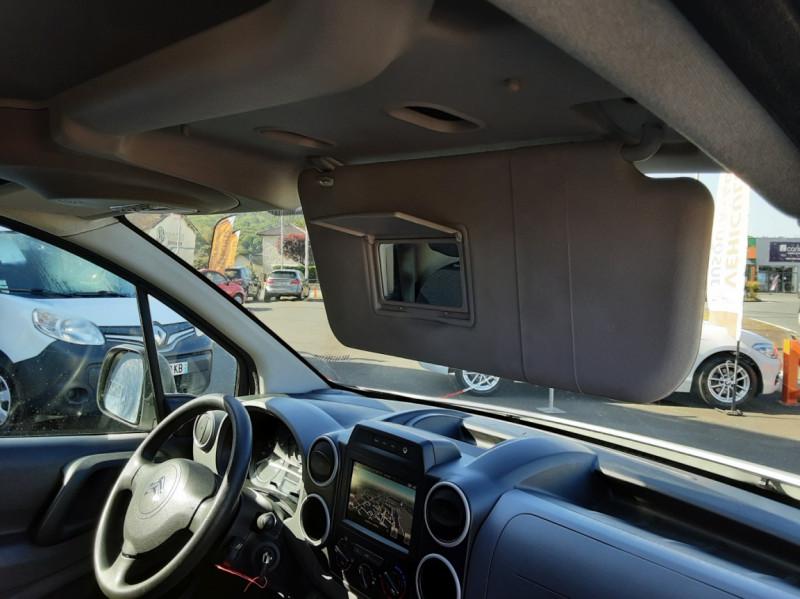 Photo 47 de l'offre de CITROEN BERLINGO M BLUEHDI 100 SetS BUSINESS à 10500€ chez Centrale Auto Marché Mussidan