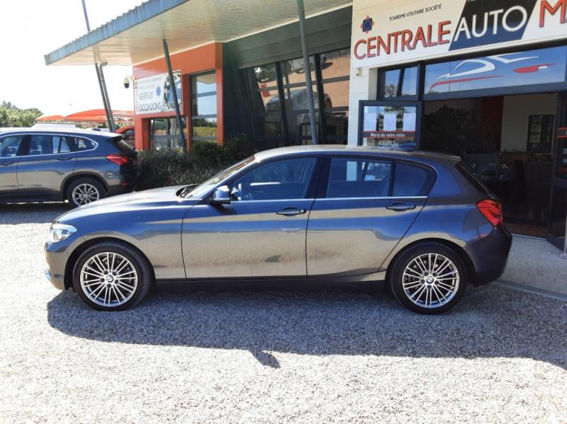 Photo 11 de l'offre de BMW SERIE 1 114d 95 ch Urban Chic à 18490€ chez Centrale Auto Marché Mussidan