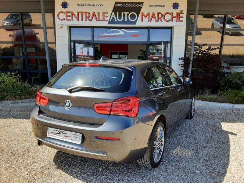 Photo 8 de l'offre de BMW SERIE 1 114d 95 ch Urban Chic à 18490€ chez Centrale Auto Marché Mussidan