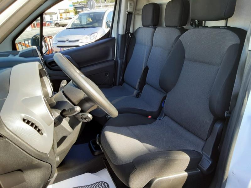 Photo 16 de l'offre de CITROEN BERLINGO M BLUEHDI 100 SetS BUSINESS à 10500€ chez Centrale Auto Marché Mussidan