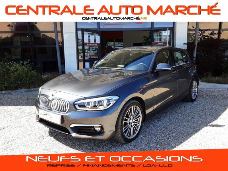 Photo 1 de l'offre de BMW SERIE 1 114d 95 ch Urban Chic à 18490€ chez Centrale Auto Marché Mussidan