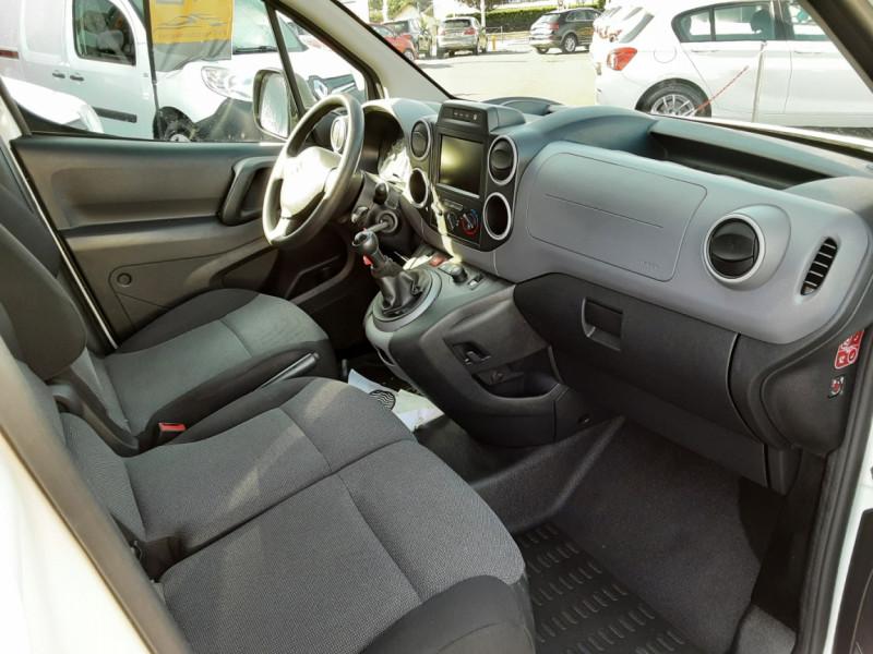 Photo 13 de l'offre de CITROEN BERLINGO M BLUEHDI 100 SetS BUSINESS à 10500€ chez Centrale Auto Marché Mussidan