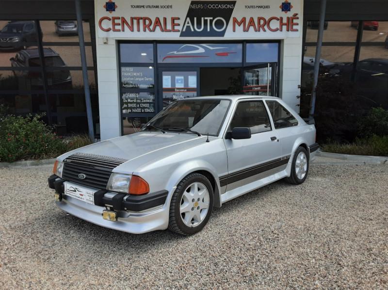 Photo 2 de l'offre de FORD ESCORT RS 1.6 i à 9900€ chez Centrale Auto Marché Mussidan