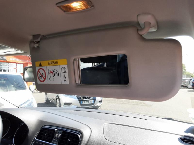 Photo 50 de l'offre de VOLKSWAGEN POLO 1.4 TDI 75 BMT Confortline à 10900€ chez Centrale Auto Marché Mussidan