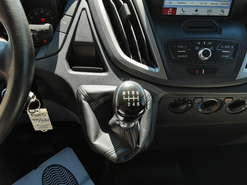 Photo 10 de l'offre de FORD TRANSIT FOURGON L3H2 2.0 TDCI 105CH TREND BUSINESS à 18500€ chez Centrale Auto Marché Mussidan