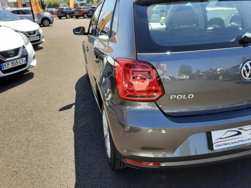Photo 12 de l'offre de VOLKSWAGEN POLO 1.4 TDI 75 BMT Confortline à 10900€ chez Centrale Auto Marché Mussidan