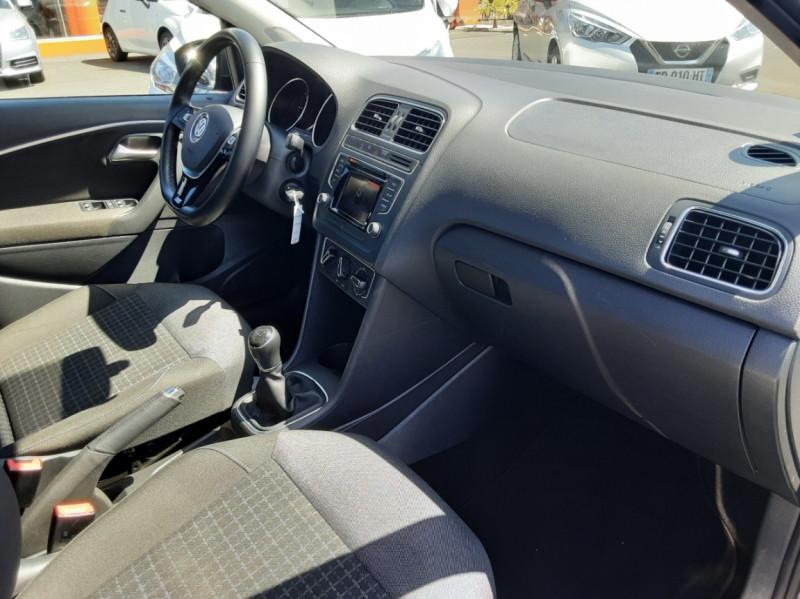 Photo 19 de l'offre de VOLKSWAGEN POLO 1.4 TDI 75 BMT Confortline à 10900€ chez Centrale Auto Marché Mussidan