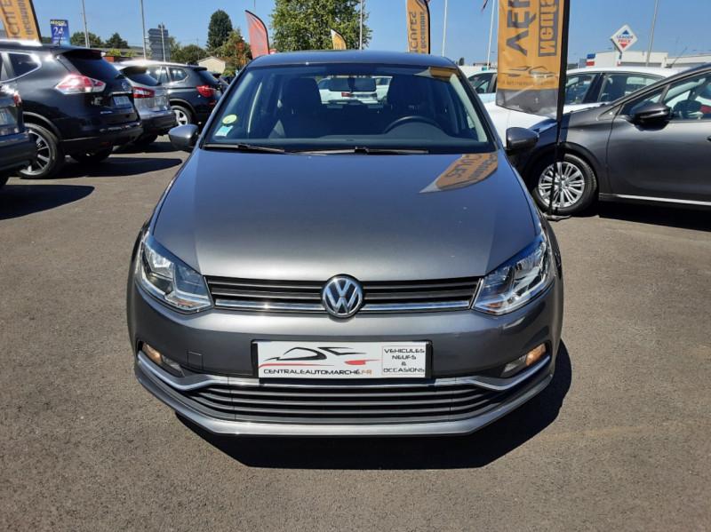 Photo 38 de l'offre de VOLKSWAGEN POLO 1.4 TDI 75 BMT Confortline à 10900€ chez Centrale Auto Marché Mussidan