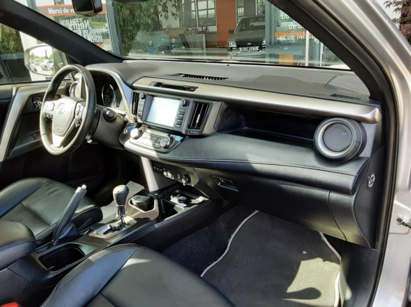 Photo 31 de l'offre de TOYOTA RAV4 RAV4 Hybride Pro 2WD Collection à 22990€ chez Centrale Auto Marché Mussidan