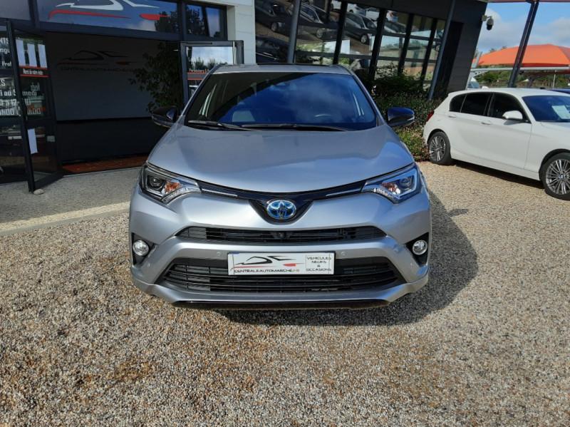Photo 3 de l'offre de TOYOTA RAV4 RAV4 Hybride Pro 2WD Collection à 22990€ chez Centrale Auto Marché Mussidan