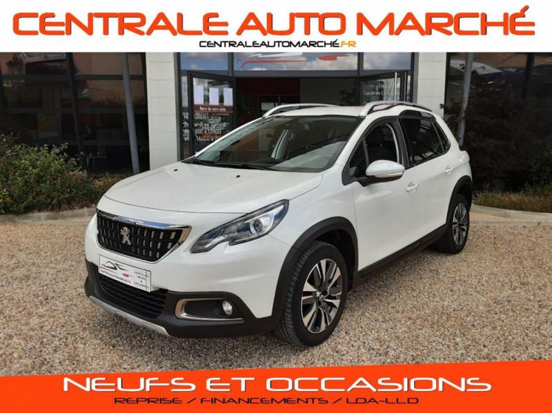 Peugeot 2008 1.6 BlueHDi 100ch SetS BVM5 Allure Business Diesel  Occasion à vendre