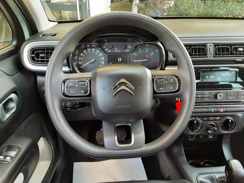 Photo 39 de l'offre de CITROEN C3 PureTech 82 Feel à 10990€ chez Centrale Auto Marché Mussidan