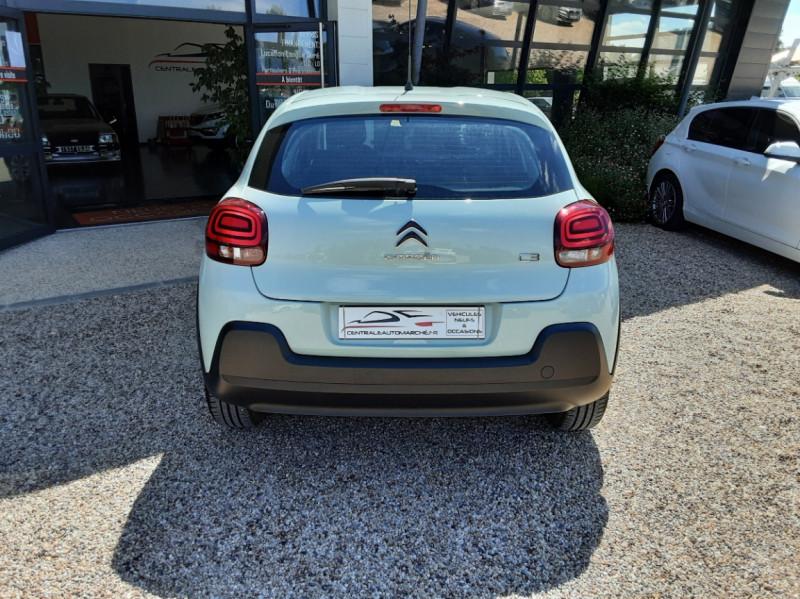 Photo 16 de l'offre de CITROEN C3 PureTech 82 Feel à 10990€ chez Centrale Auto Marché Mussidan