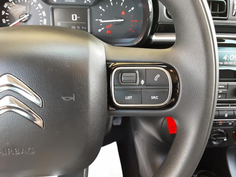 Photo 41 de l'offre de CITROEN C3 PureTech 82 Feel à 10990€ chez Centrale Auto Marché Mussidan