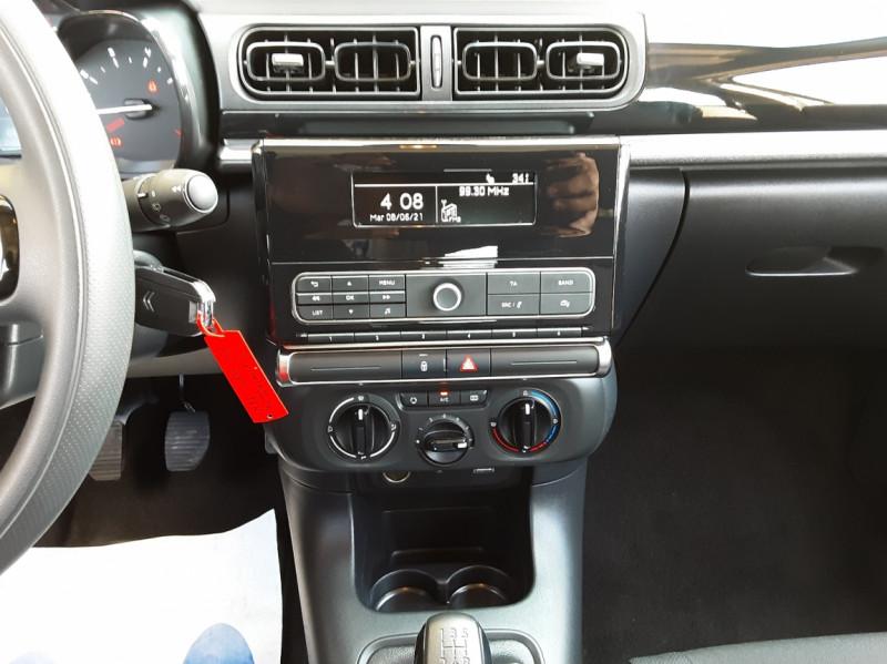 Photo 36 de l'offre de CITROEN C3 PureTech 82 Feel à 10990€ chez Centrale Auto Marché Mussidan