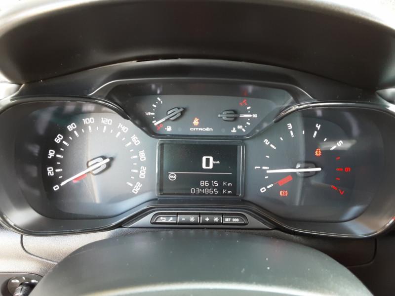 Photo 38 de l'offre de CITROEN C3 PureTech 82 Feel à 10990€ chez Centrale Auto Marché Mussidan