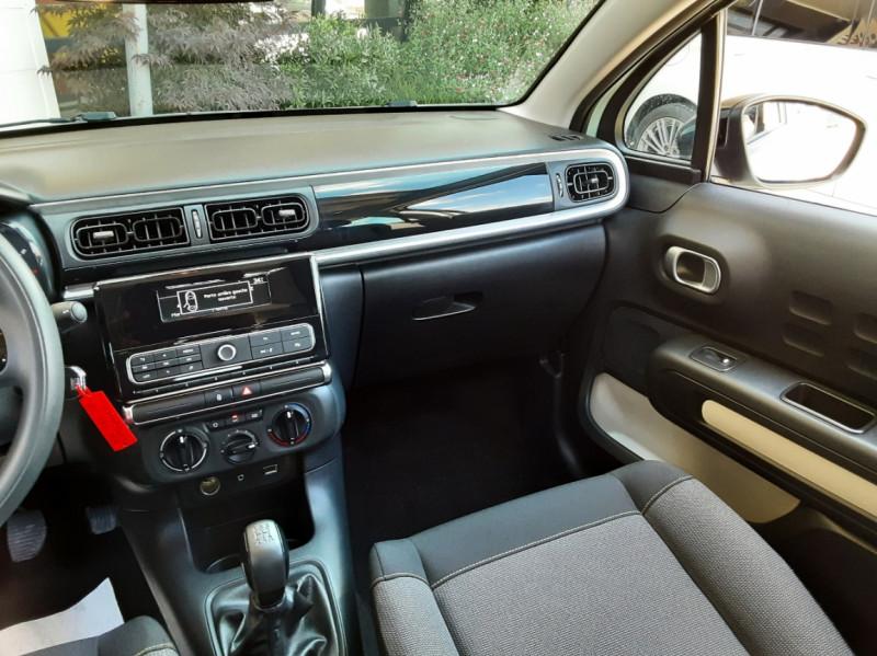 Photo 33 de l'offre de CITROEN C3 PureTech 82 Feel à 10990€ chez Centrale Auto Marché Mussidan