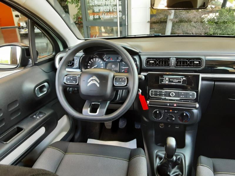 Photo 32 de l'offre de CITROEN C3 PureTech 82 Feel à 10990€ chez Centrale Auto Marché Mussidan
