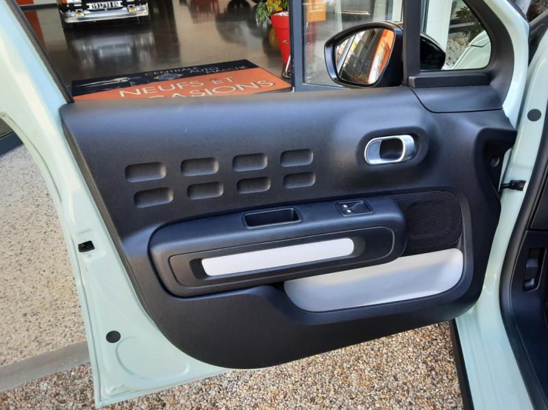 Photo 19 de l'offre de CITROEN C3 PureTech 82 Feel à 10990€ chez Centrale Auto Marché Mussidan