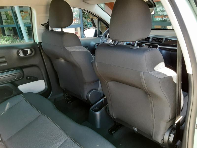 Photo 28 de l'offre de CITROEN C3 PureTech 82 Feel à 10990€ chez Centrale Auto Marché Mussidan