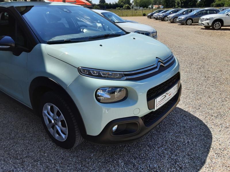 Photo 5 de l'offre de CITROEN C3 PureTech 82 Feel à 10990€ chez Centrale Auto Marché Mussidan