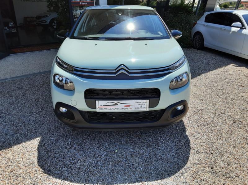 Photo 3 de l'offre de CITROEN C3 PureTech 82 Feel à 10990€ chez Centrale Auto Marché Mussidan