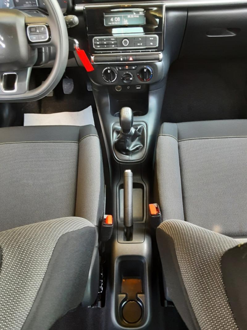 Photo 35 de l'offre de CITROEN C3 PureTech 82 Feel à 10990€ chez Centrale Auto Marché Mussidan