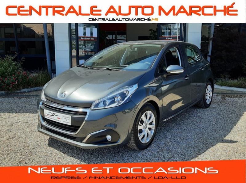 Peugeot 208 1.6 BlueHDi 100ch SetS BVM5 Active Diesel  Occasion à vendre