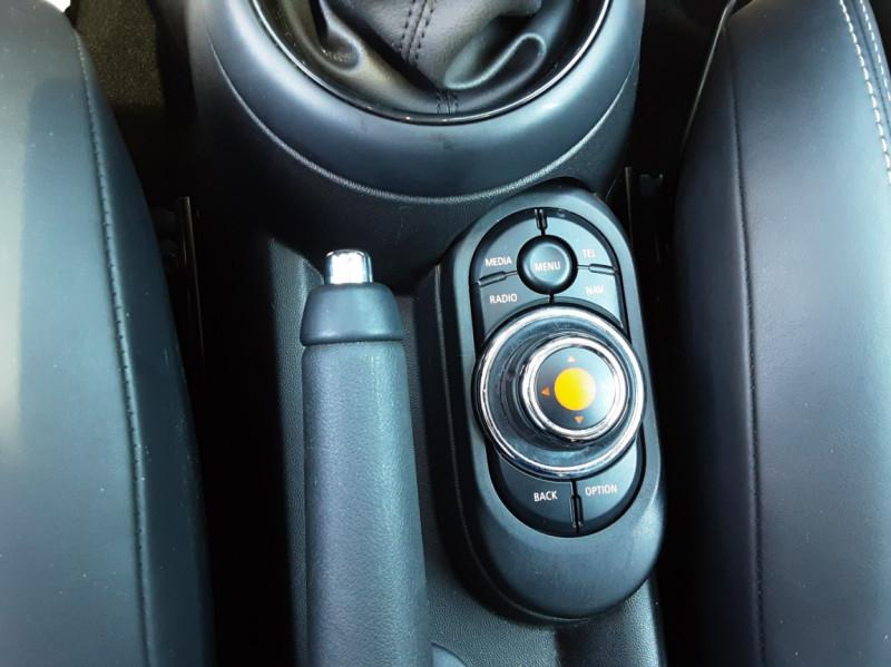 Photo 29 de l'offre de MINI MINI Cooper D 116 ch Edition Shoreditch A à 20500€ chez Centrale Auto Marché Mussidan