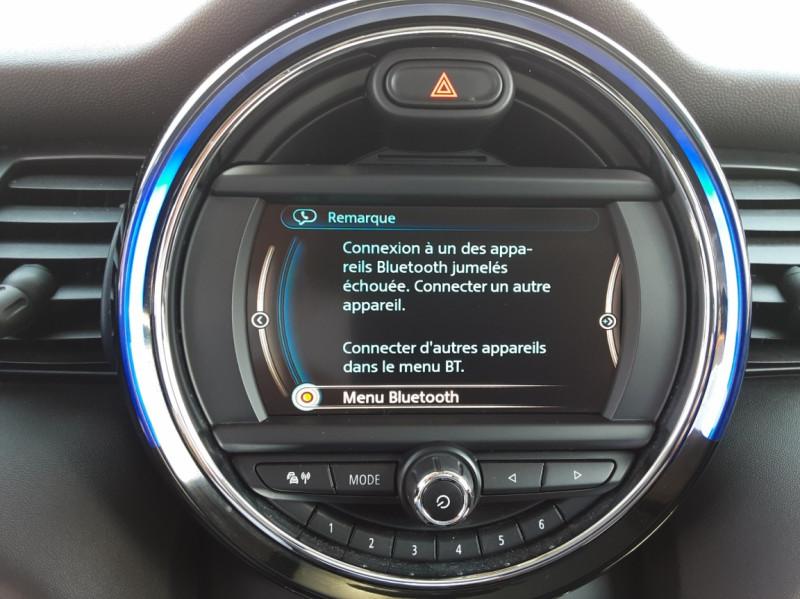Photo 24 de l'offre de MINI MINI Cooper D 116 ch Edition Shoreditch A à 20500€ chez Centrale Auto Marché Mussidan